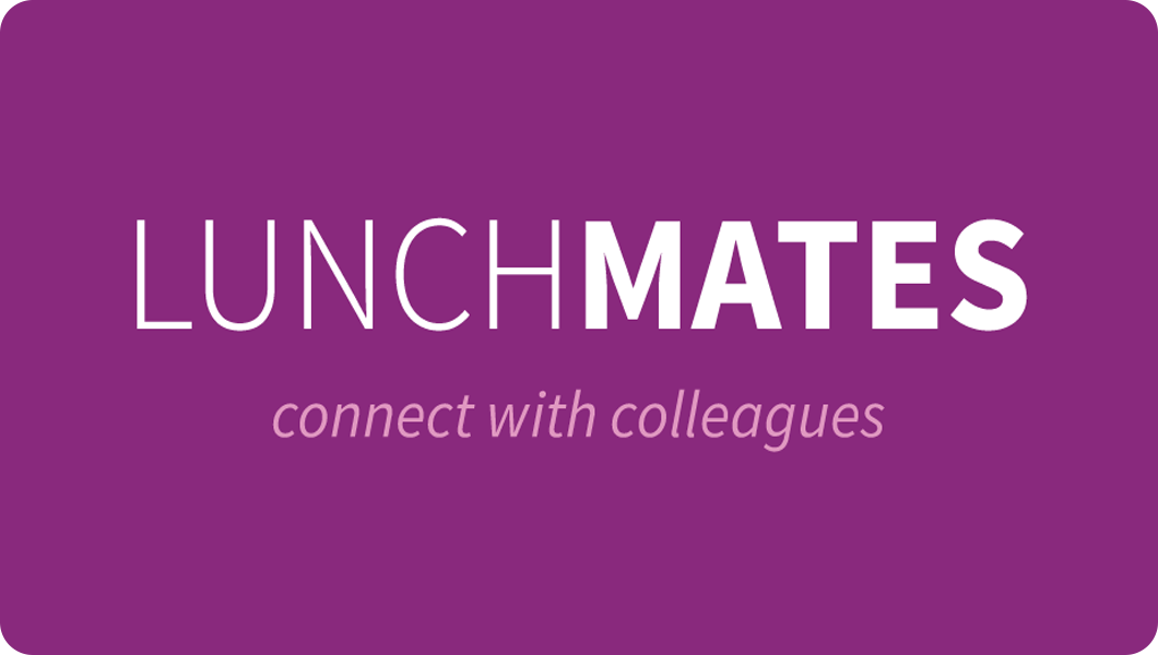 LunchMates - Connect with colleagues