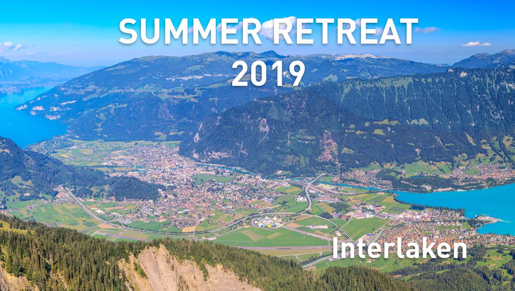 Save the Date: VMI Summer Retreat!